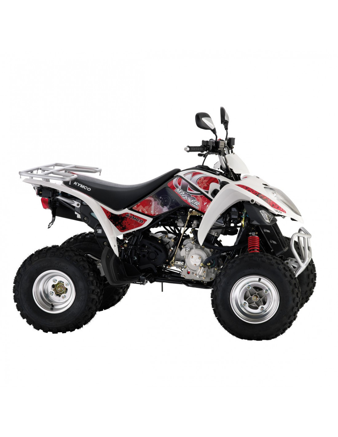 kymco 300 maxxer us quad sport loisirs. Black Bedroom Furniture Sets. Home Design Ideas