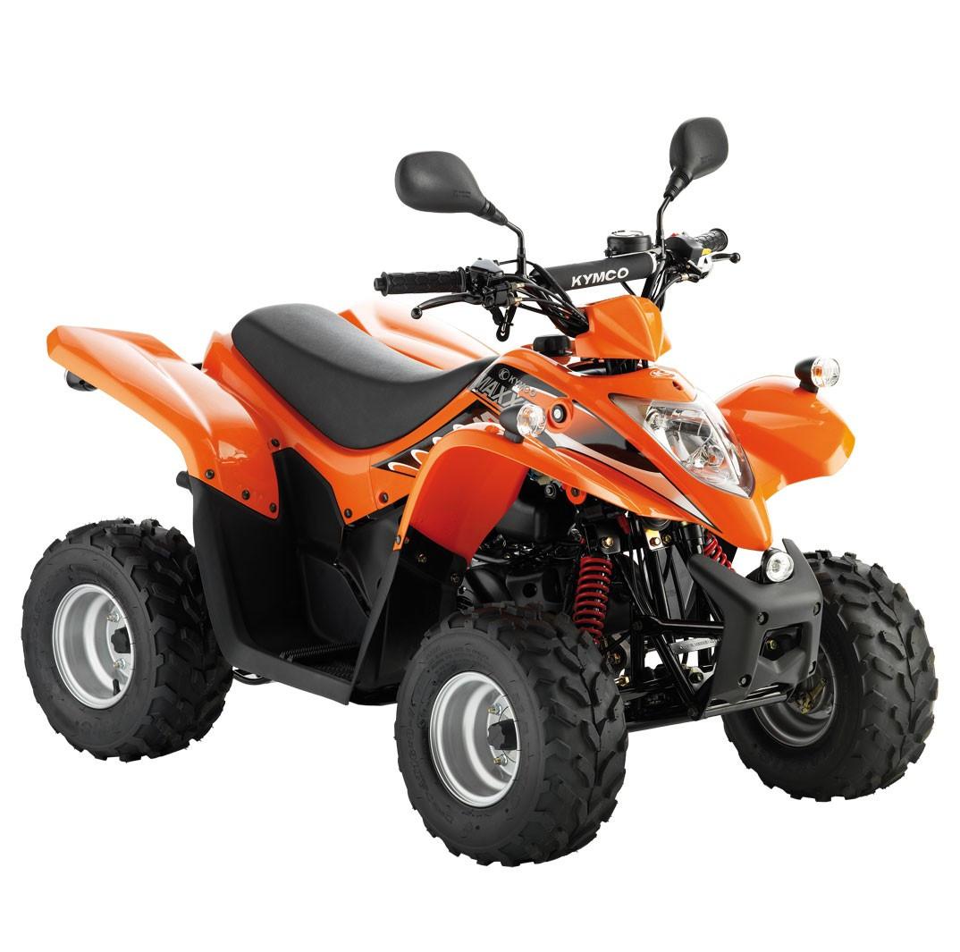quad kymco 50cc sport