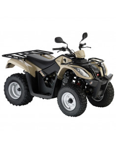 QUAD KYMCO 150 MXU 4T - NOUVELLE COLLECTION 2011