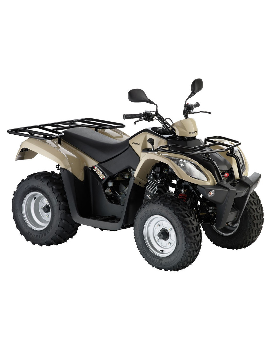 Quad kymco 150 mxu 4t nouvelle collection 2011