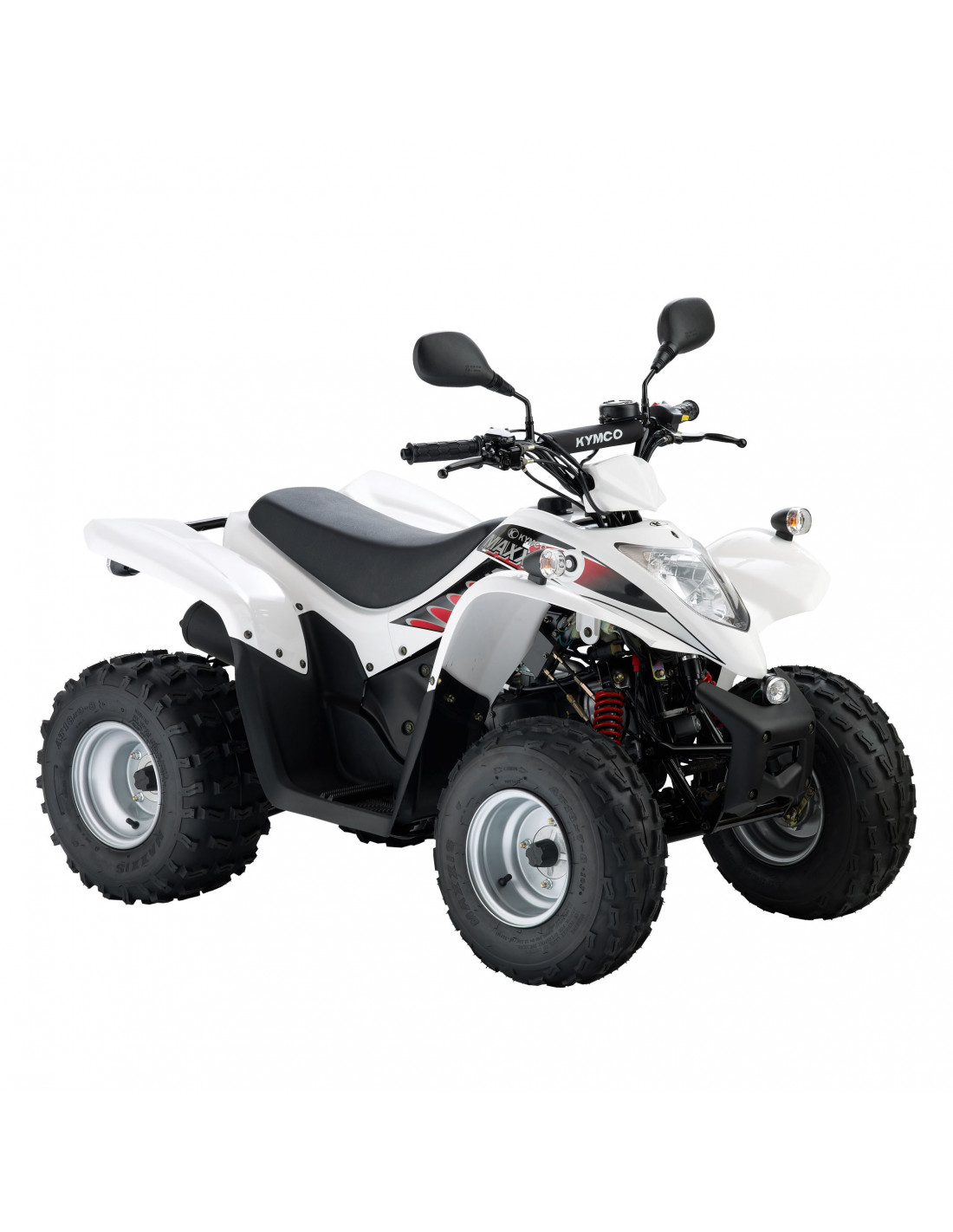 quad enfant kymco 90 maxxer homologue route. Black Bedroom Furniture Sets. Home Design Ideas