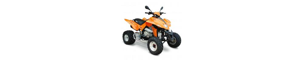 Découvrez notre gamme de quads sport Dinli.